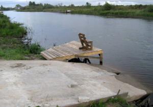 Место для эффективной рыбалки