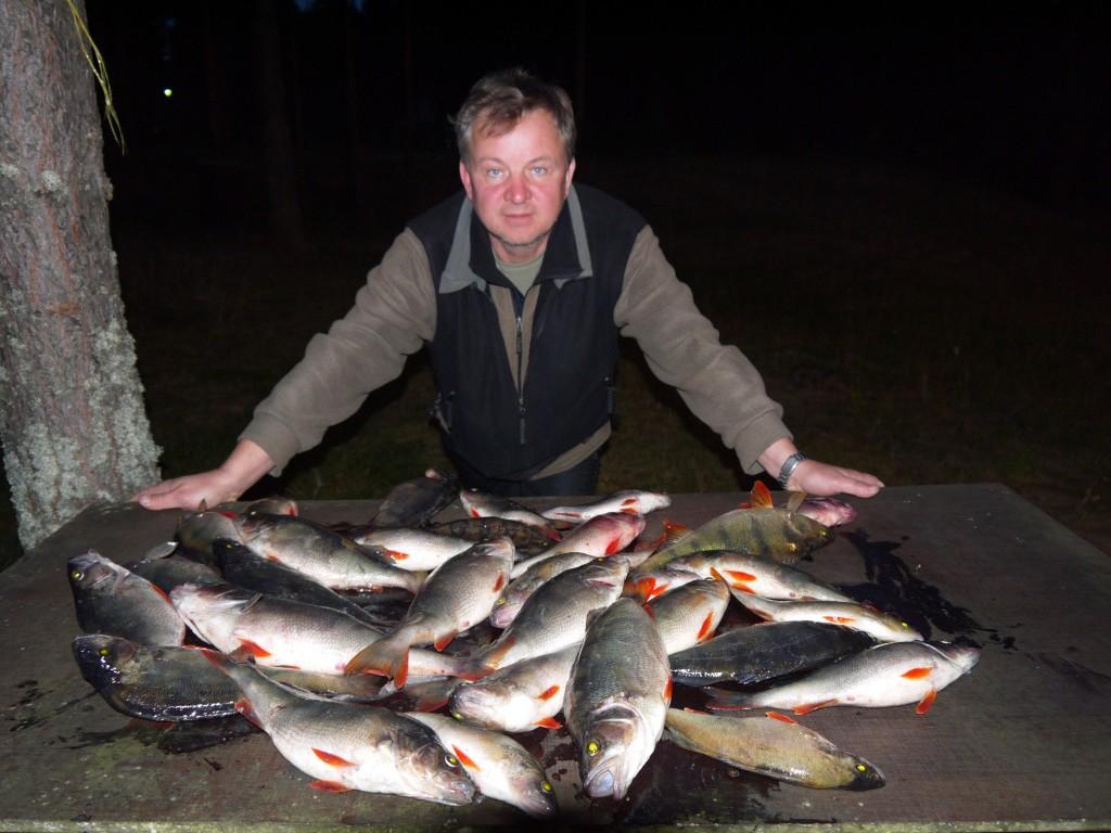 Рыболовная база