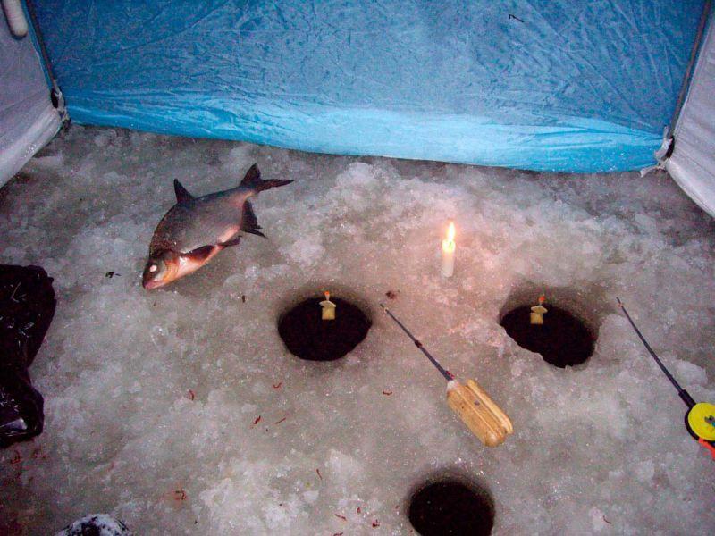Рыбалка на леща и подлещика Или секреты ловли на озерах.