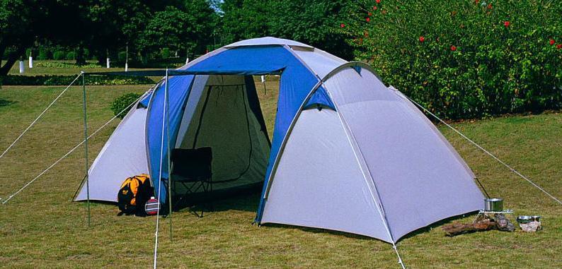 Как выбрать палатку для рыбалки и охоты?